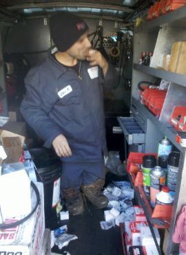 Eldorado Forklift Company Fun Gallery - Forklift mechanic